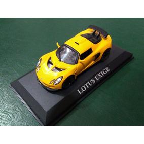 Lotus Exige - Coleção Carros Dos Sonhos - Ixo 1:43