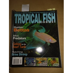 Revista Tropical Fish Encadernada