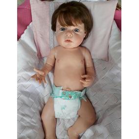 fb6587391 Bebe Reborn Ana Beatriz - Bonecas no Mercado Livre Brasil