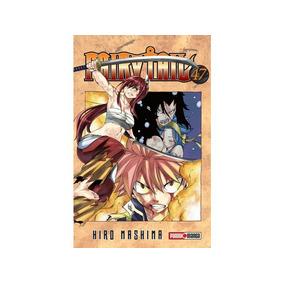 Todobloques Panini Manga Fairy Tail N.47