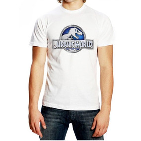 Playera Jurassic World Ni O en Mercado Libre México 05b3fc6cbf84e