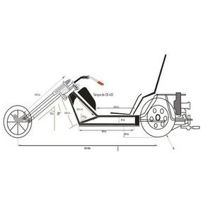 Projeto De Como Fazer Triciclo Motorizado Chassi De Fusca