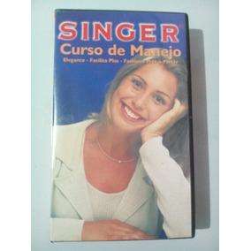 Fita Vhs Singer Curso De Manejo
