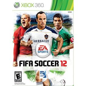 Fifa 12 Xbox360 Original Usado