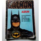 Álbum Batman Le Faltan13 Fig