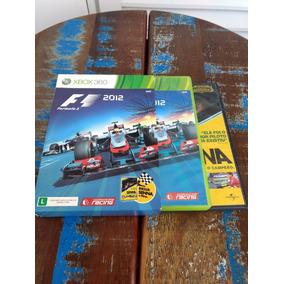 Game F1 2012 Xbox360 Edição Especial