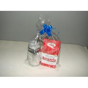 Kit Matero Forrado En Aluminio + Bombilla + Yerbamate