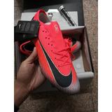 Chuteira Nike Mercurial Edição Limitada Cr7 Sg