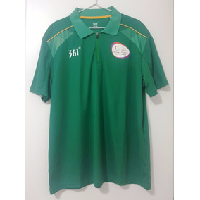 99dfa6f06c Camisa Verde Revezamento Da Tocha Rio 2016