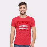 Camisa Internacional Tricampeao Brasileiro Time Gaucho Beira