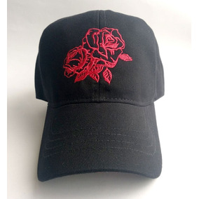 f9b8689a797 Gorras 6 Gajos Dad Hat Big Rose Importadas Skate Polo Tommy