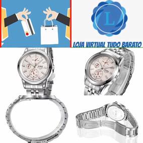 cc4703741e0 Relogio Soki Outras Marcas - Relógios De Pulso no Mercado Livre Brasil