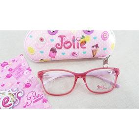 Oculos Infantil Jolie Grau - Óculos no Mercado Livre Brasil f2eb8b7496