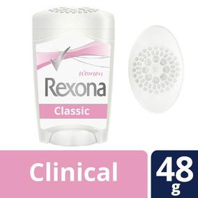 Desodorante Creme Rexona Clinical Women 48g