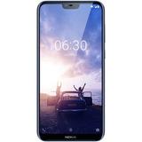 Smartphone Nokia X6 Snapdragon 636 - 6gb Ram 64gb
