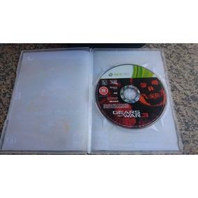 Gears Of War 3 [ntsc/pal] S/capa Xbox 360-frete:r$10