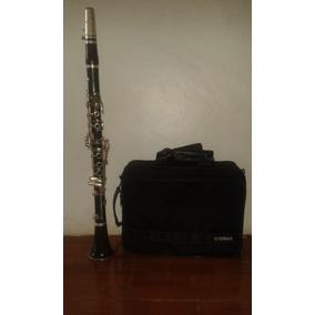 Clarinete Yamaha E450 De Madera