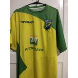 09ec879061 Camisa Oficial De Jogo Da Seleção Brasileira De Handebol