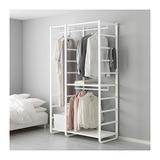 Ikea 3 Secciones Estantería, Blanco 16204.17265.1818