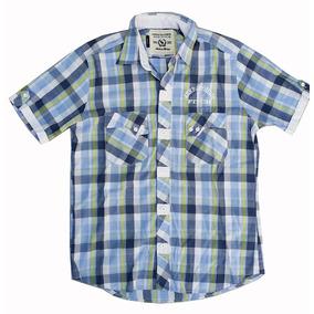Camisa Abercrombie Xadrez Original - Tam. M a02cc49466858