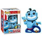 Funko Pop 476 Aladdin Genio De La Lampara Pata´s Games & Toy