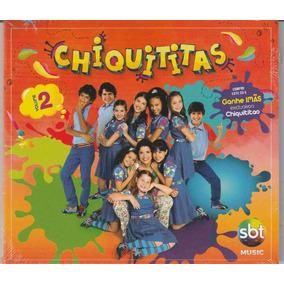 Chiquititas - Cd Volume 2 - Lacrado