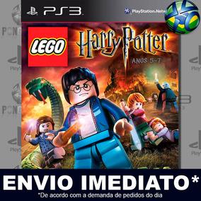 Lego Harry Potter Ps3 Midia Digital Psn Envio Imediato
