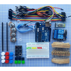 Kit Aduino Uno R3 Automação Residencial - Bluetooth