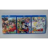 Dragon Ball Z Serie Completa Bluray Box - Blu Ray Oferta