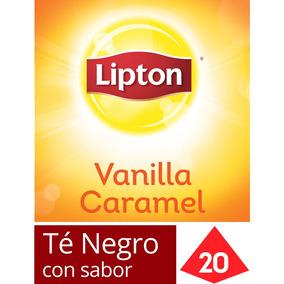 Caja De Te Vanilla Caramel 20 Saquitos