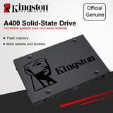 Hd Ssd Kingston A400 Series 120gb Sata 3 6gb/s -10x Rapido
