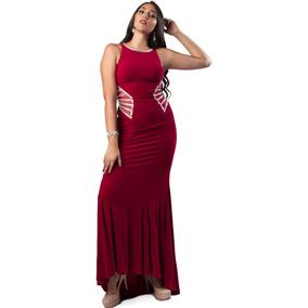 f5725b552 Vestido Rojo Para Fiesta Largo Vestidos Largos Mujer - Vestidos de ...