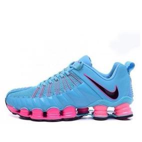 Tenis Masculino E Feminino Nike 12 Molas Tlx Original