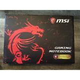 Msi Gl72m 7rdx 17 Core I7 2.8ghz 8gb 1tb