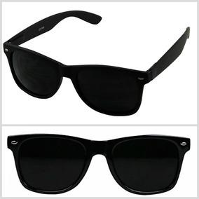 c62116b2b8d Gafas De Sol Retro Vintage Años 80 Lentes Oscuro Negro