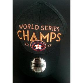 Gorra World Series Champs Houston 2017 Somos Tiernda Fisica 9c39714fab4