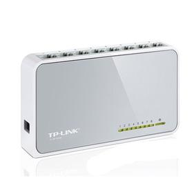 Switch Tp-link Tl-sf1008d 8 Puertos 10/100 Red Rj45