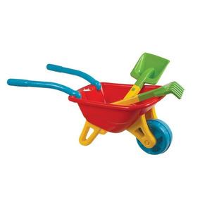 Big Carriola Infantil Carrinho De Mão Brinquedo - Magic Toys