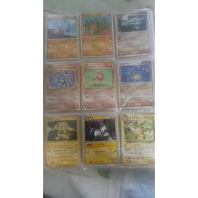 Coleção Cartas Pokemon Japonesas