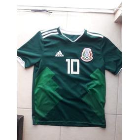 8efa0e2d4ffde Seleccion Mexicana Playera Para Nino en Mercado Libre México
