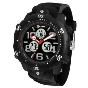 Relógio Masculino X-games Xmppa221 P2px Em Aço Preto