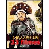 Coleção Mazzaropi 33 Filmes Em Dvd