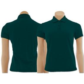 Kit Camisas Polo Feminina - Pólos Manga Curta Femininas no Mercado ... 6cfb23f69fe57