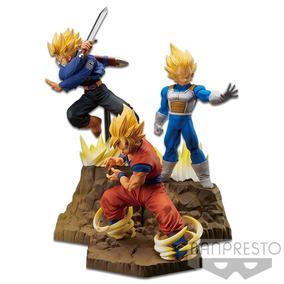 Diorama Completo Dragon Ball Z Banpresto Figure Original