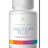 Suplemento Mineral De Cálcio E Magnésio Em Cápsula