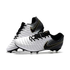 Chuteira Nike Tiempo De Couro De Canguru - Chuteiras Nike de Campo ... a02bbfed7c7d4