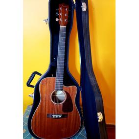 Guitarra Electroacústica Fender Cd-60ce Mahogany