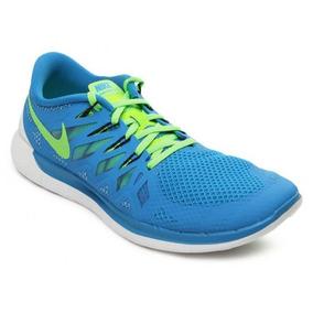 ef2892545a8 Tenis Nike Free 5.0 Azul - Tênis no Mercado Livre Brasil