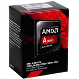 Procesador Amd A6-7400k Black Edition, S-fm2+, 3.50ghz, 2-co