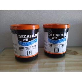 2 Emulsões Decafilm Wr - Novas E Lacradas De Fábrica